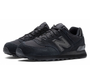 New Balance 574 Total Black