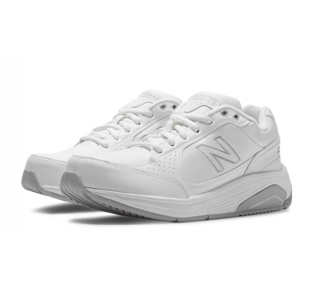 Women's New Balance 928 White Walking Shoe Version 1 - Discontinued!