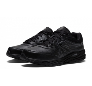 New Balance MW840 Black Leather