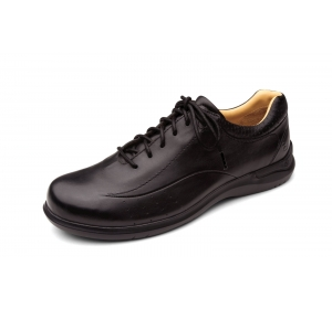 Aravon Farren Black Leather