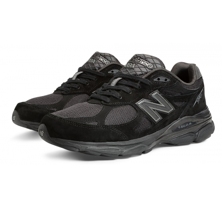 New Balance M990v3 Total Black