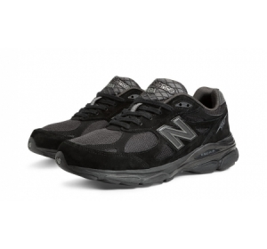 New Balance W990v3 Total Black