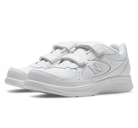 New Balance WW577 Velcro White