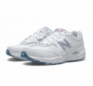 New Balance WW840 White Leather