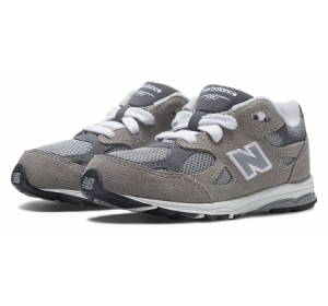 New Balance Infant 990 Grey