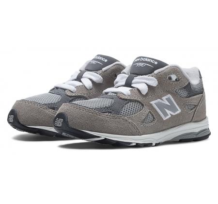 New Balance Infant 990 Grey