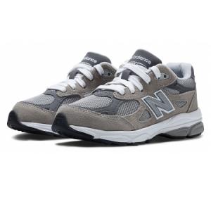 New Balance Pre-school 990 Grey