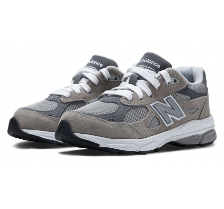 New Balance Pre-school 990 Grey
