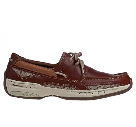 Dunham Captain Brown Leather