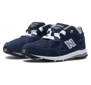 navy blue 990 new balance
