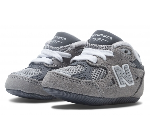 New Balance KJ990 Crib Grey