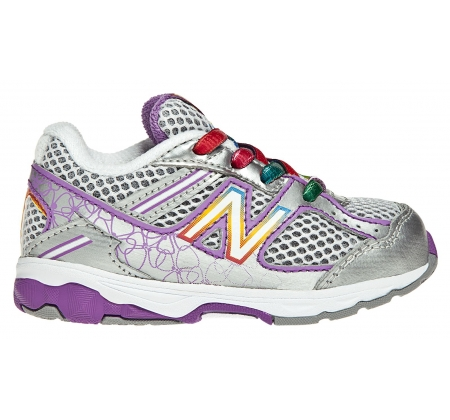 New Balance KJ688 Pink Rainbow Infant