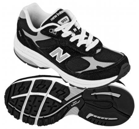 New Balance Preschool KJ990BKP Shoes NEW AUTHENTIC Black//White//Grey KJ990BKP