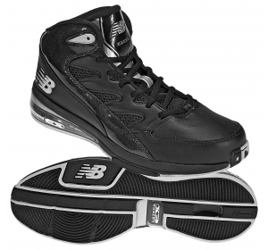 892780cb937fc New Balance BB891 Black. Reference: BB891BK. Supportive Cushioning Men's  Basketball Shoes
