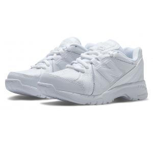 New Balance KX624 All White