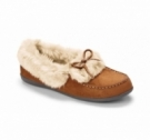 Vionic Juniper Slipper Chestnut