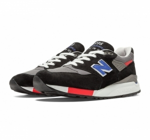 New Balance M998 Authors