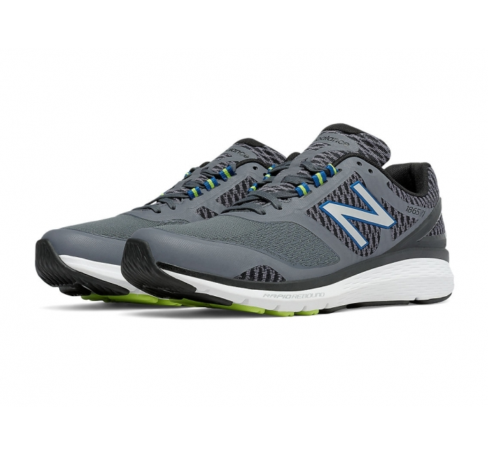 New Balance Men's Fitness 1865 Grey: MW1865GY - A Perfect Dealer/NB