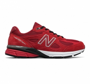 New Balance M990v4 Alpha Red