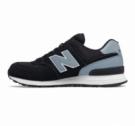 New Balance 574  Reflective Black