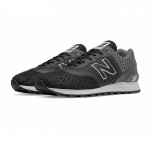 New Balance 574 Re-Engineered Black/Grey