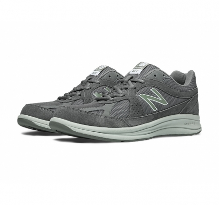 New Balance MW877 Grey Suede