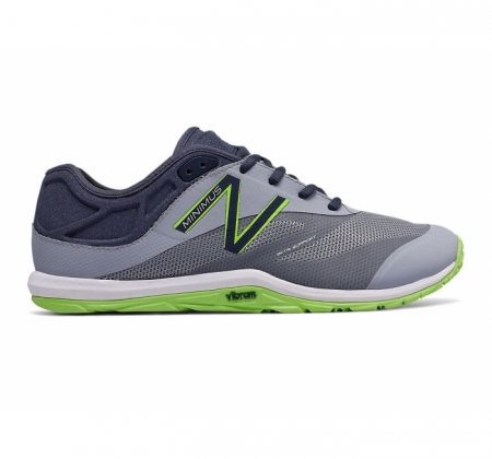 New Balance Minimus MX20v6 Silver