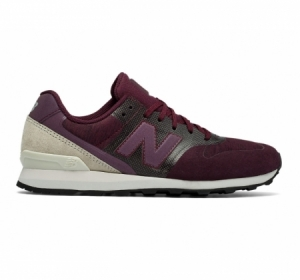 New Balance 696 Re-Engineered Merlot