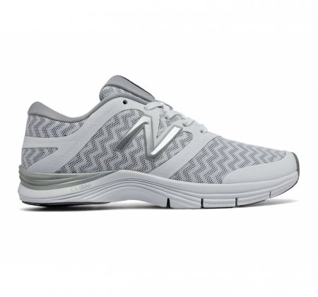 New Balance 711v2 Graphic Trainer White
