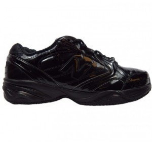 New Balance 624 Patent Leather Basketball Low-cut