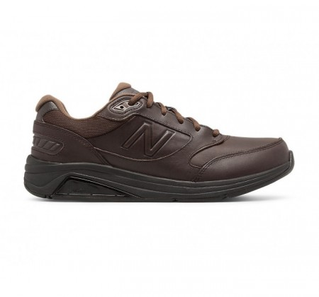 New Balance Leather MW928v3 Brown