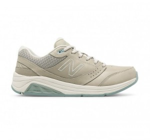 New Balance Leather WW928v3 Grey