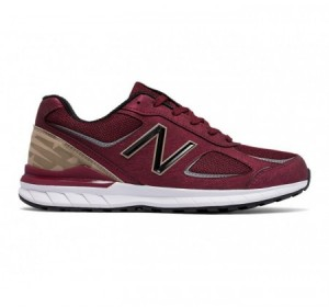 New Balance M770v2 Admiral Red