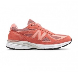 New Balance M990v4 Sunrise Rose