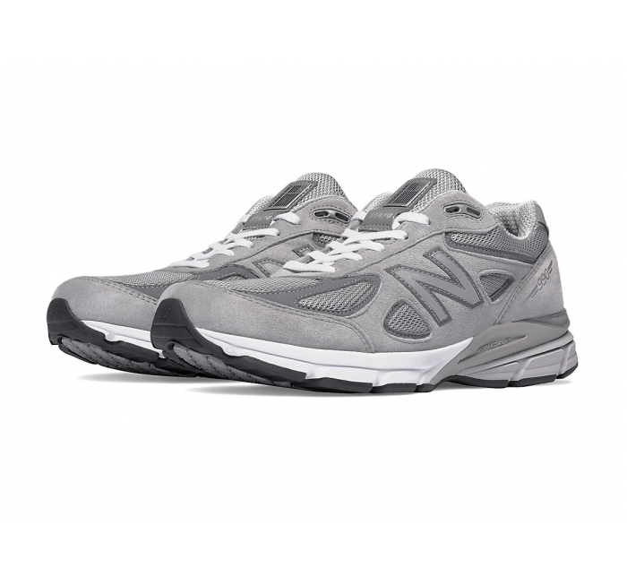 New Balance M990v4 Grey: M990GL4 - A