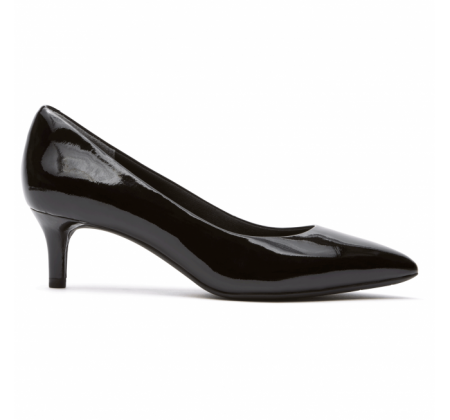 Rockport Total Motion Kalila Black Patent
