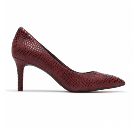 Rockport Total Motion Pointy Toe Boa Snake
