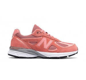 Women's 990v4 Sunrise Rose Gold