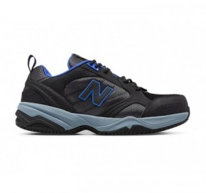 New Balance Steel Toe 627 Suede/Mesh