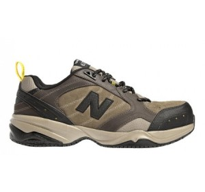 New Balance Steel Toe 627 Suede/Leather