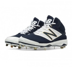 New Balance Mid-Cut 4040v3 Metal Cleat