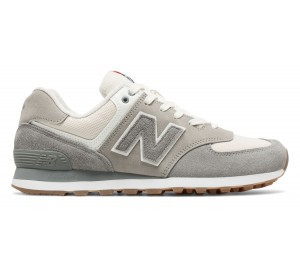 New Balance 574 Retro Sport Steel