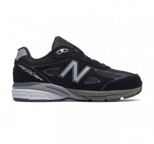 New Balance Grade-school Reflective 990v4