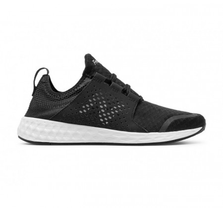 New Balance Men's Fresh Foam Cruz Black
