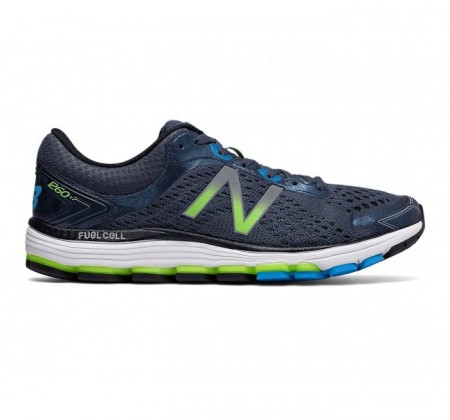 Cañón Correo cascada  New Balance Men's 1260v7 Thunder: M1260BB7 - A Perfect Dealer/NB