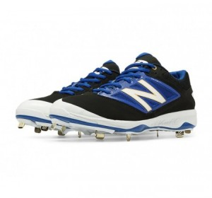 New Balance Low-Cut Metal 4040v3 Blue
