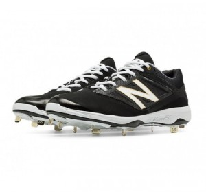 New Balance Low-Cut Metal 4040v3 Black