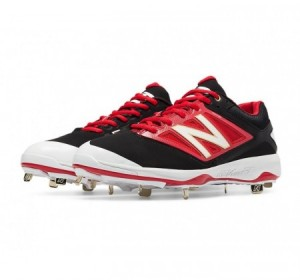 New Balance Low-Cut Metal 4040v3 Red