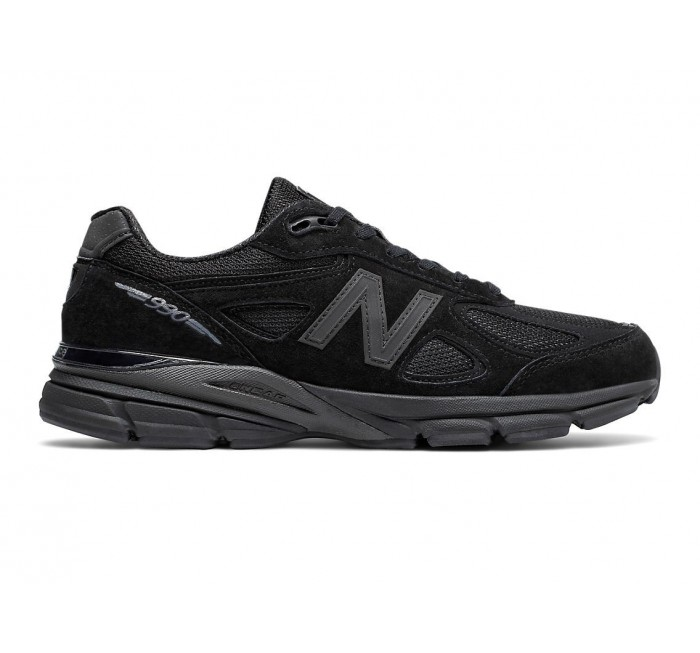 new balance 990v4 all black