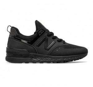New Balance WS574 Sport Black